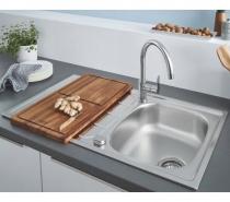Кухонная мойка + смеситель