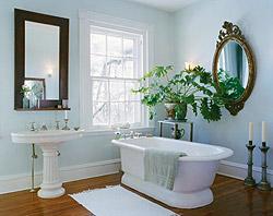 Сантхника для ванной, раковина, унитаз, зеркало, ванная